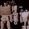 Transformers Masterpiece MP-12 Lambor/Sideswipe shown in prototype form