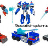 Transformers Generations Wave 2 and Prime Cyberverse Commander Wave 3 Case Assortments