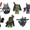 New Transformers Kre-o Mini-Combiners!