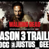 AMC&#8217;s The Walking Dead Season 3 Trailer! #SDCC
