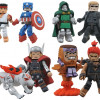 Marvel Vs. Capcom Minimates go for Round 3