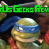 Review: New TMNT Leonardo toy