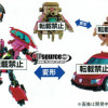 TakaraTomy's upcoming Transformers Arms Micron Figures Revealed