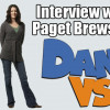 "JUG Interviews: Paget Brewster of The Hub Network's ""Dan vs."""