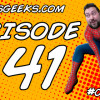 Podcast Episode 41 – Geeks Alive