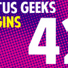 Podcast Episode 42 &#8211; Origins of the JustUs Geeks