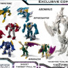 Transformers: Beast Hunters Target Exclusive Combiner ABOMINUS revealed!