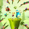 "Rayman Legends for Wii U delayed until ""early September"", with simultaneous release on Xbox 360 and PS3"