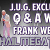 JuG Interviews: An Exclusive Q&A with Frank Welker!