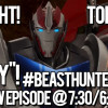 "Transformers Prime Beast Hunters ""Prey"" Episode Preview"