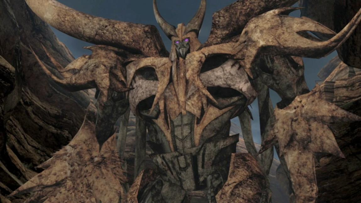 Transformers 4 Unicron Add one to the list: T...