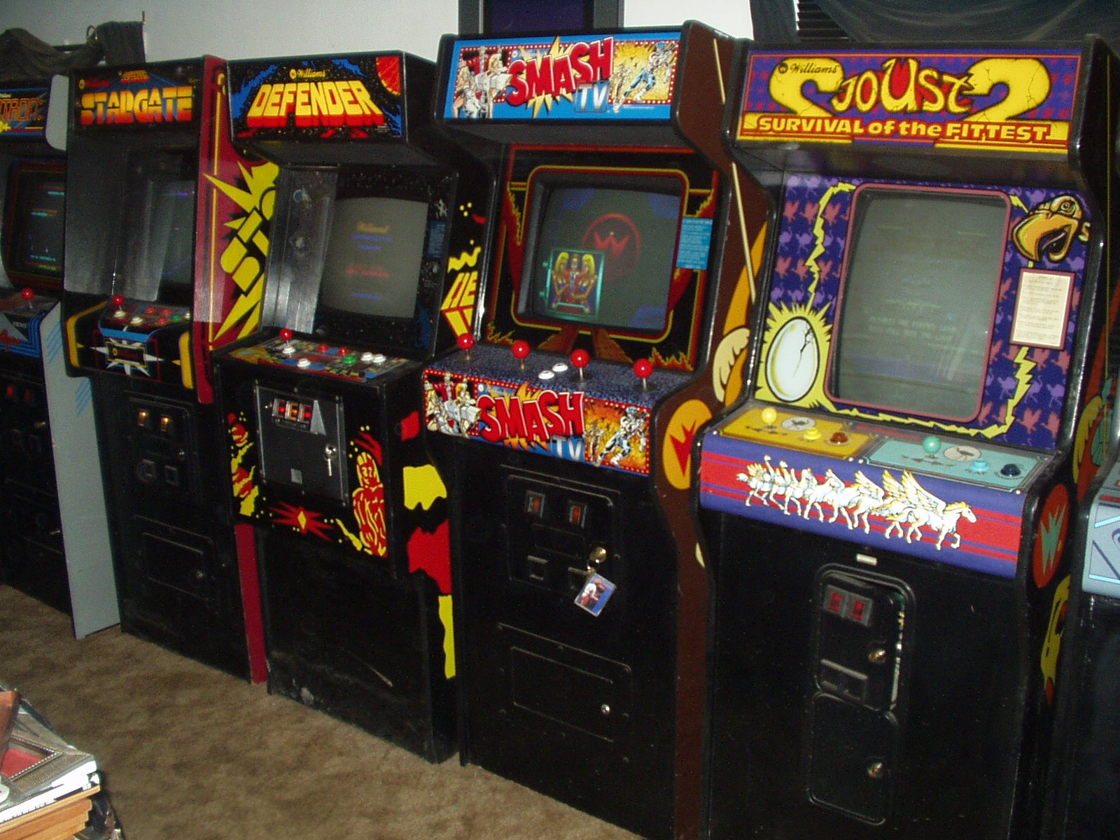 Arcade Games Home Game Room